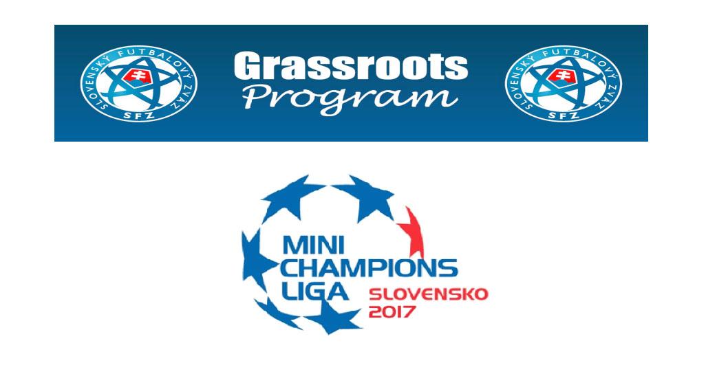 e5ba4d4174c05 Mini Champions Liga Slovensko   Slovenský futbalový zväz