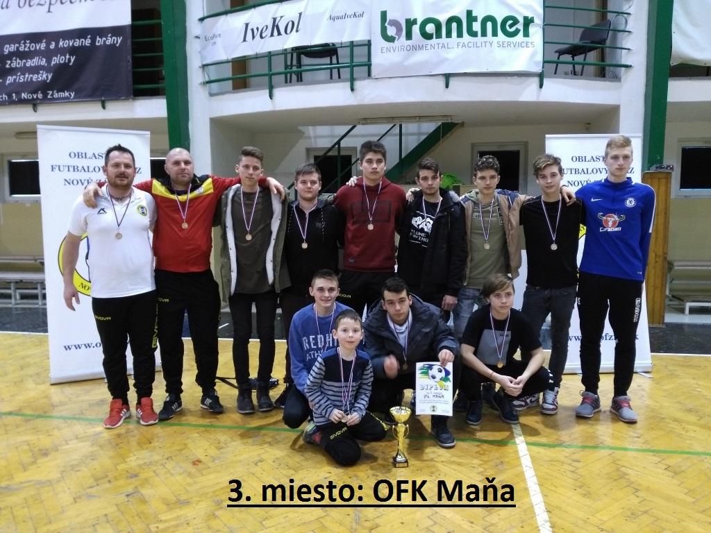 ZHT o Pohár predsedu ObFZ v kategórii D U19 - 24.2.2018  226adf3c012